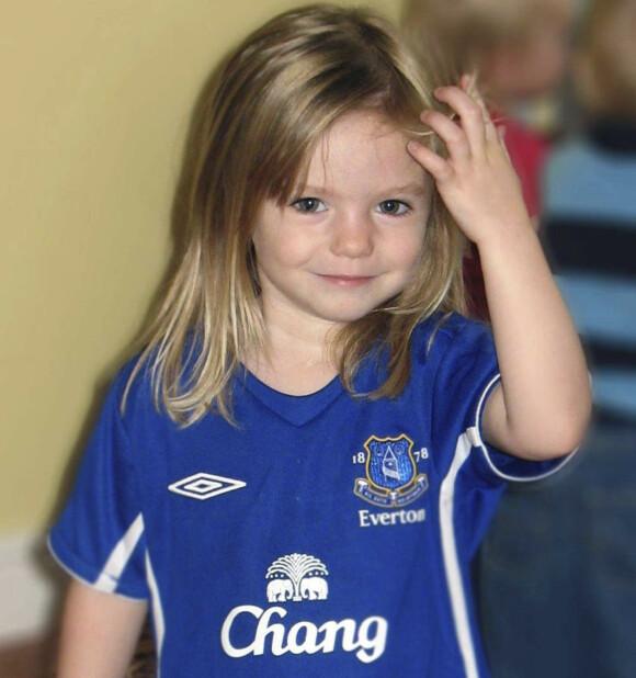 FORSVANT: I dag hadde Madeleine McCann vært i tenårene. Hun var bare ni dager unna å fylle fire år, da hun forsvant 3. mai 2007. FOTO: NTB scanpix