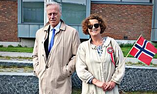 EKTEPAR: Anne-Elisabeth Hagen er forsvunnet. Tom Hagen nekter for å ha med forsvinningen å gjøre. Foto: Privat