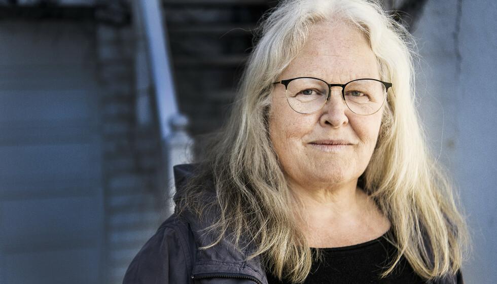<strong>Elisabeth Thoresen har sittet ved begge sider av bordet i Nav:</strong> Hun jobbet som rådgiver da hun selv ble ufør. Nå leder hun AAP-aksjonen. Foto: Lars Eivind Bones / Dagbladet