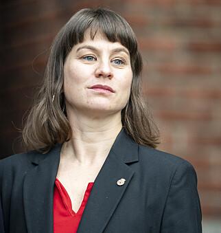 BYRÅD: Rina Mariann Hansen (Ap). Foto: NTB scanpix