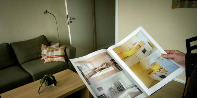 SSB tror på lav rente og økte boligpriser