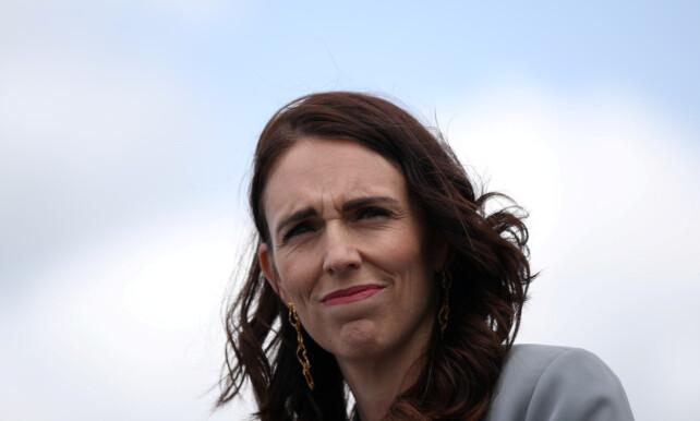 KAN VINNE: Statsminister Jacinda Ardern stengte New Zealand 25. mars. Om kort tid kan hun sannsynligvis erklære seier over coronaviruset. Foto: Loren Elliott / Reuters / NTB Scanpix