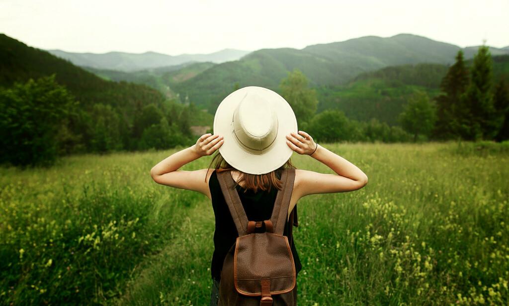 NYT SOMMEREN: Sommeren er til for å nytes, og det gjøres best uten ømme muskler og ledd!
