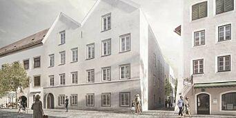 image: Hitlers fødehjem blir politistasjon