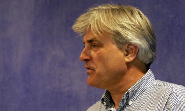 KRITISK: Presseekspert Gunnar Bodahl-Johansen mener det er «for lettvint» å kalle pressens dekning av Durek Verrett for rasistisk. Foto: NTB Scanpix