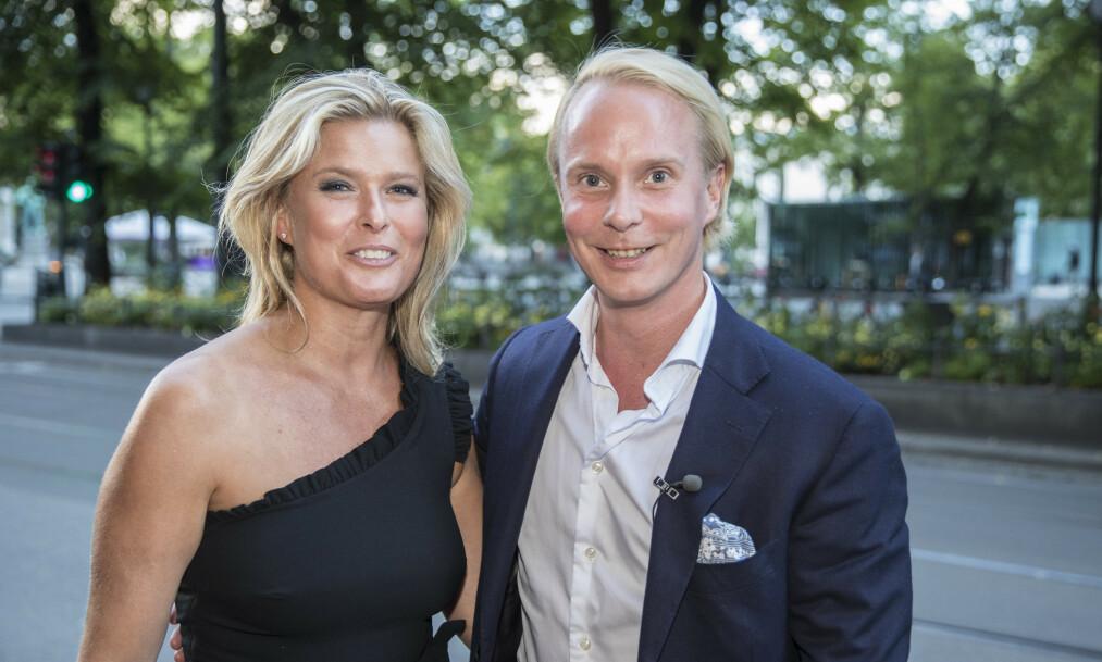 NY JOBB: Petter Pilgaard har endelig fått guttedrømmen oppfylt, og skal i sommer jobbe i Hadeland Maskindrift. Foto: NTB Scanpix