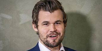 image: Sterk start for Carlsen: - En berg-og-dalbane