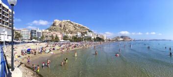 Nektet innreise i Spania - måtte returnere