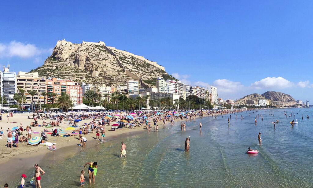 image: Nektet innreise i Spania - måtte returnere