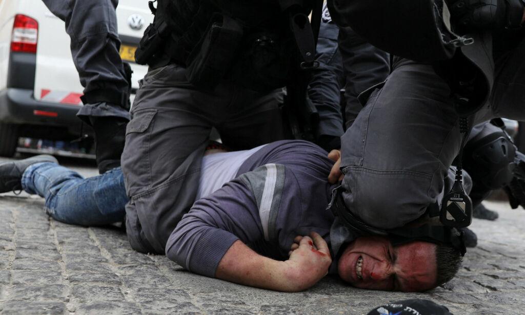 image: Dødsgrepet - USAs politi har lært i Israel