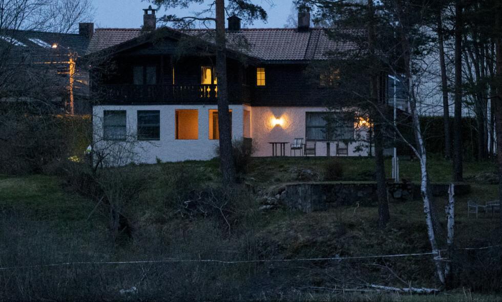 SLORAVEIEN: Anne-Elisabeth Hagen forsvant fra sitt hjem i Sloraveien på Fjellhamar i oktober 2018. Foto: Christian Roth Christensen