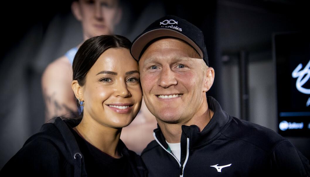 FULL STØTTE: Stig-André Berge har konas fulle støtte. Foto: Lars Eivind Bones / Dagbladet