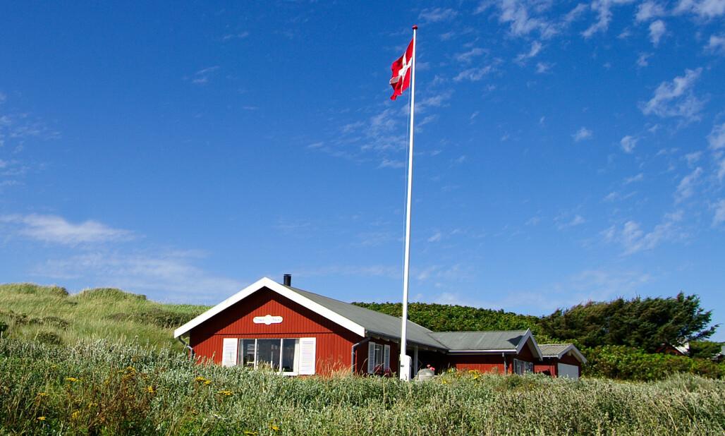 <strong>STOR PÅGANG:</strong> Etterspørselen etter feriehus i Danmark er historisk høy, ifølge Thomas Hovgaard i Nykredit. Foto: Shutterstock/NTB Scanpix.