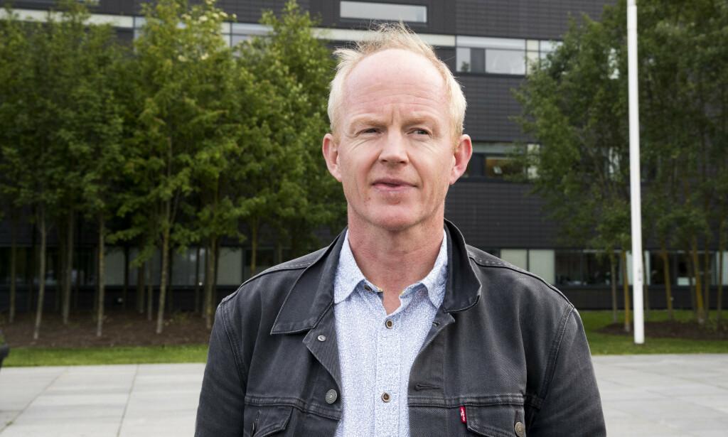 FY-LISTE: Lars Haltbrekken (SV) ber regjeringen innstendig om å gjøre jobben sin - og gjennomføre stortingsvedtak. Foto: Terje Pedersen / NTB Scanpix