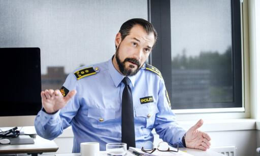 PÅTALEANSVARLIG: Politiadvokat Haris Hrenovica forsikrer om at de som jobber med saken har full tillit fra høyeste hold. Foto: Henning Lillegård / Dagbladet.