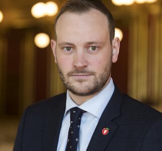 KRAV: Sivert Bjørnstad mener avgiftene rammer skjevt og usosialt. Foto: NTB Scanpix