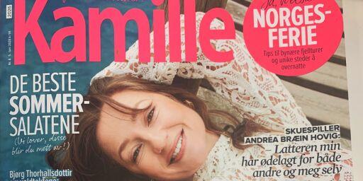 image: Kamille refses for «venninneprat»