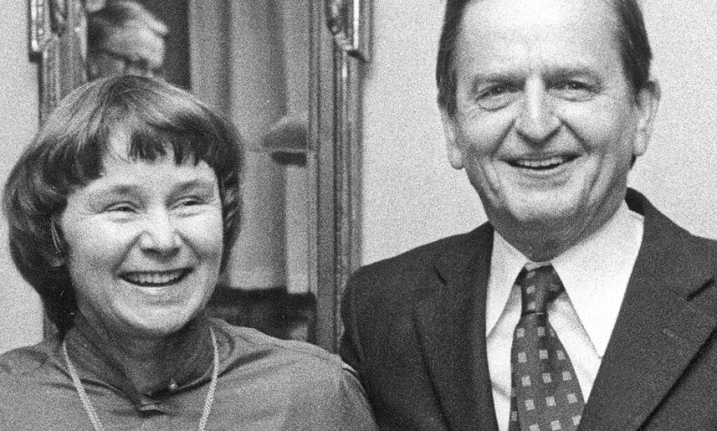 image: Olof Palmes kone så drapsmannen
