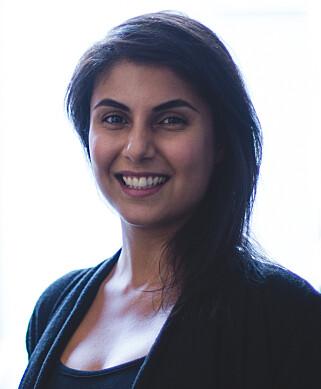 HVORFOR: spør Sahar Hassani seg om grunnen til at noen forsvarer bruken av ordet «neger». Foto: Agenda X.
