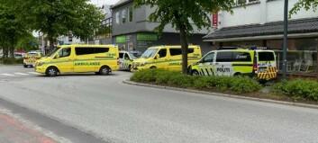 Væpnet politiaksjon etter knivstikking i Sandnes
