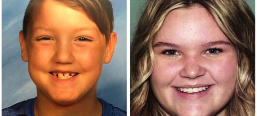 To barn savnet. Fant likrester på stefarens eiendom