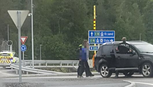 Kragerø: Kvinne trolig tilfeldig offer