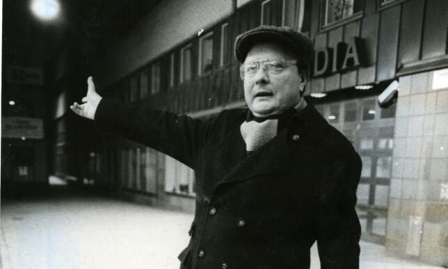 MANNEN: Engström døde i 2000. Foto: Gran rnbck / Expressen