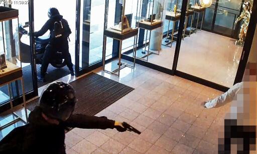 image: Sjokkranet: - Da løftet han våpenet