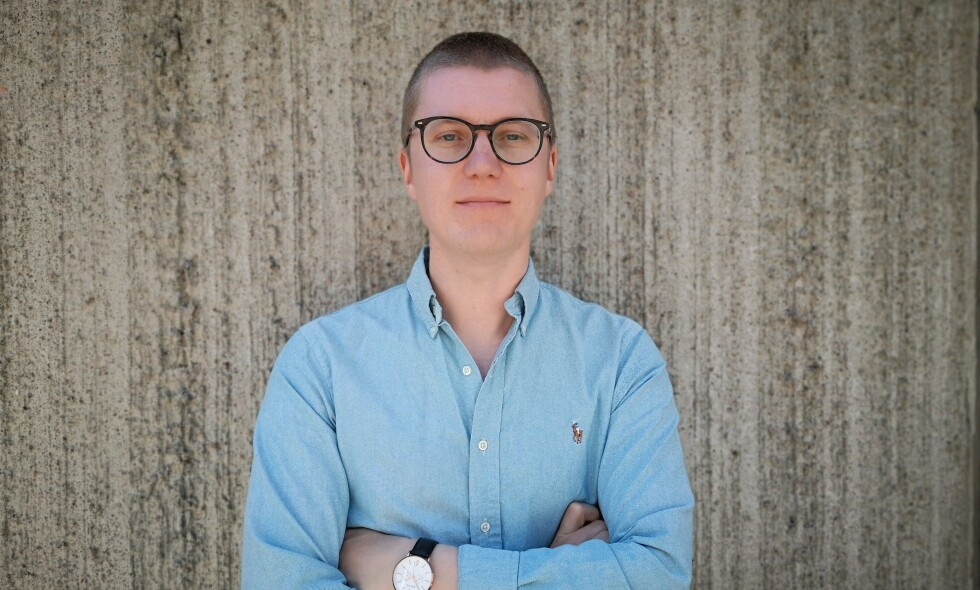 MILLIONÆRTIPS: Oscar Fagler (28) har ingen utdannelse innen økonomi, men har lyktes svært godt på børsen og blitt millionær. Her er hans tips til investeringer på børsen. Foto: Privat