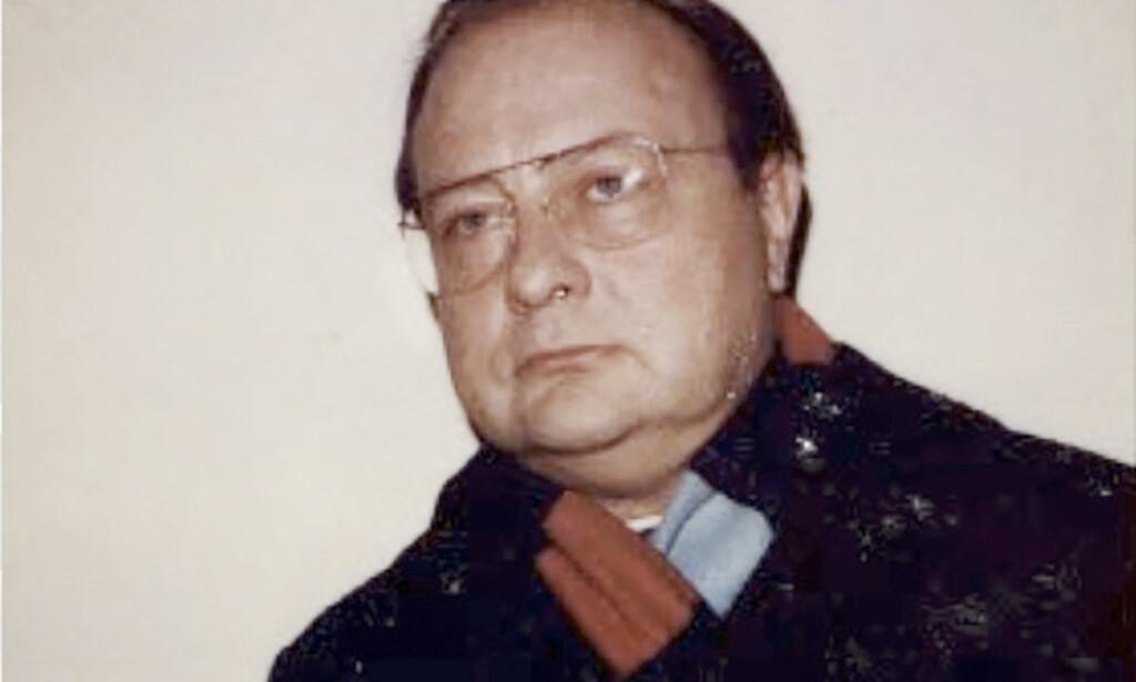 DRAPSMANN: Stig Engström pekes nå ut som mannen som drepte Sveriges statsminister Olof Palme i 1986. Foto: TT / Scanpix