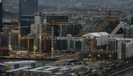 Tredobling i antall coronasmittede i Oslo