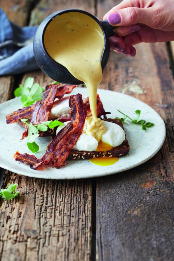 Bruke så ferske egg som mulig for å få et vellykket resultat når du posjerer egg. FOTO: Winnie Methmann