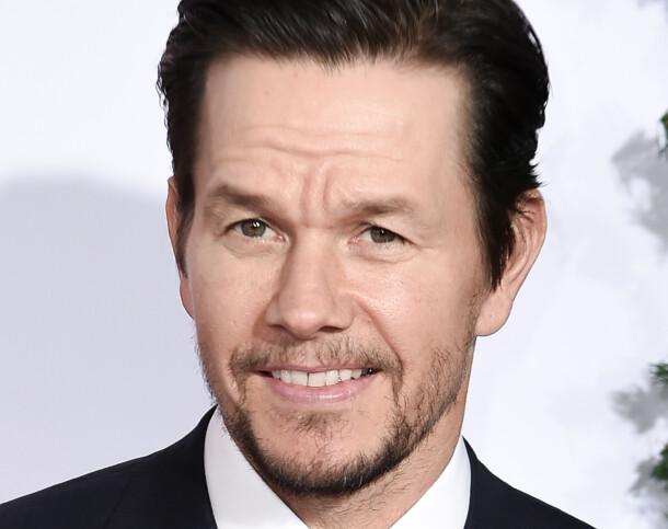 KRITIKKEN HAGLER: Mark Wahlberg havnet i hardt vær etter sitt Instagram-innlegg om George Floyd. Her avbildet på en filmpremiere i 2017. Foto: Richard Shotwell/ REX/ NTB scanpix