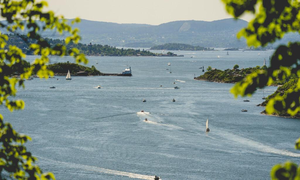 NÅ KOMMER VARMEN: Meteorologene om varme sommerdager. Foto: Stian Lysberg Solum / NTB scanpix