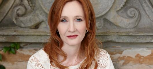 J.K. Rowling fortjener kritikk!