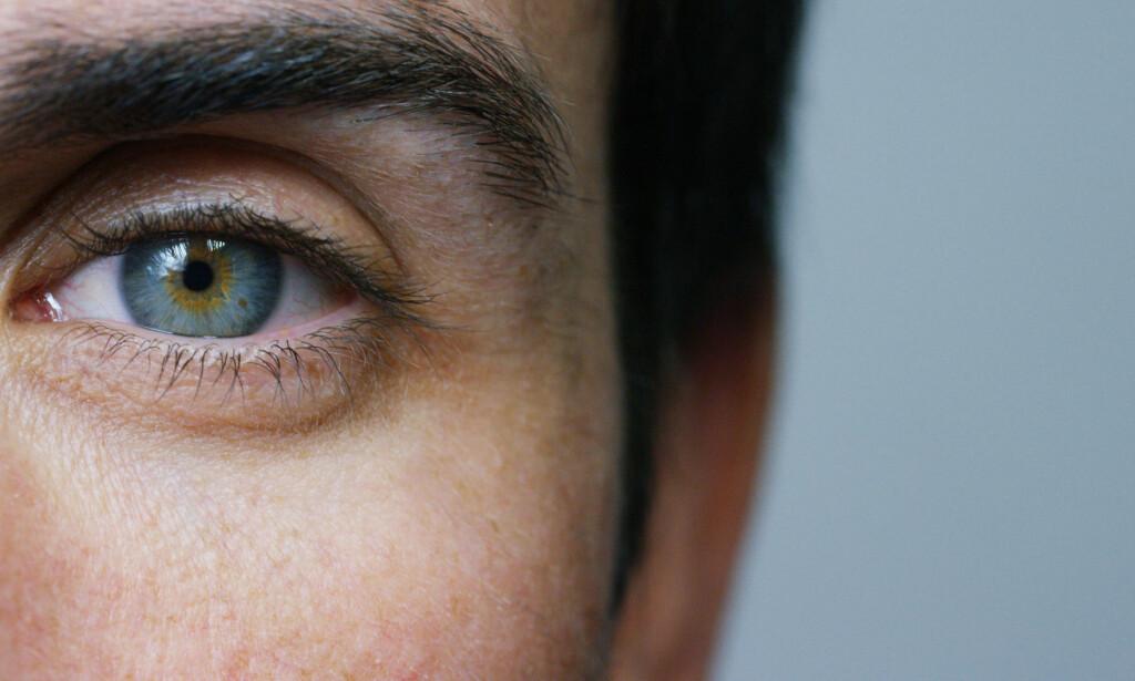 SYNSFORSTYRRELSER: De fleste av oss opplever en form for synsforstyrrelser i løpet av livet, men noen ganger kan det være et symptom på alvorlig øyelidelse. Foto: NTB Scanpix/Shutterstock.