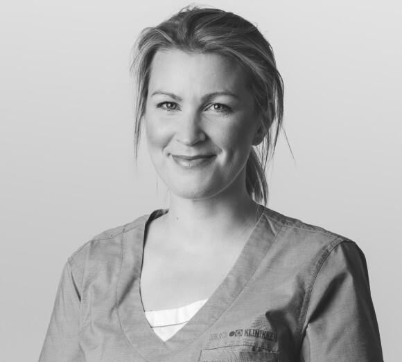 EKSPERT: Anne Birgitte Thomas Nordal, hudlege ved Hudklinikken. FOTO: Hudklinikken.