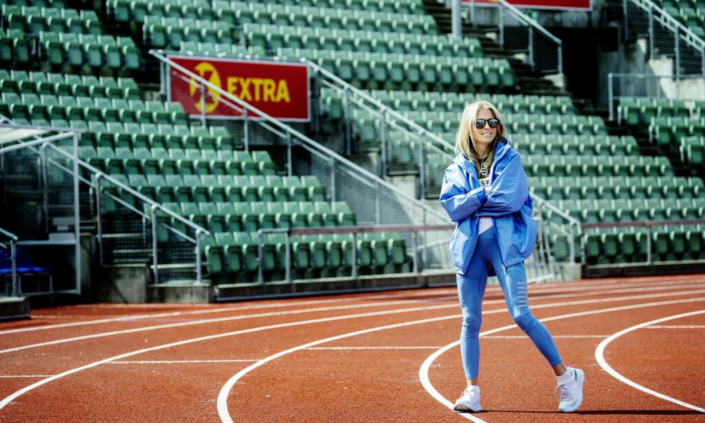 MISBRUKT: Therese Johaugs glede ved å løpe på bane blir kynisk misbrukt av kunnskapsløse kritikere. FOTO: Nina Hansen / Dagbladet