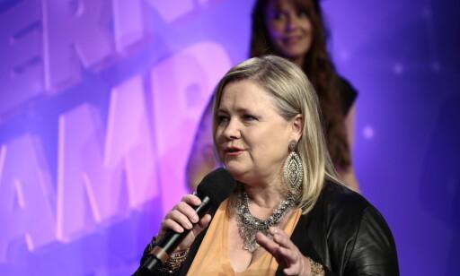 SUPERSTJERNE: Anita Hegerland blir beskrevet som en av Norges aller største internasjonale stjerner noensinne. Foto: Nina Hansen/Dagbladet.
