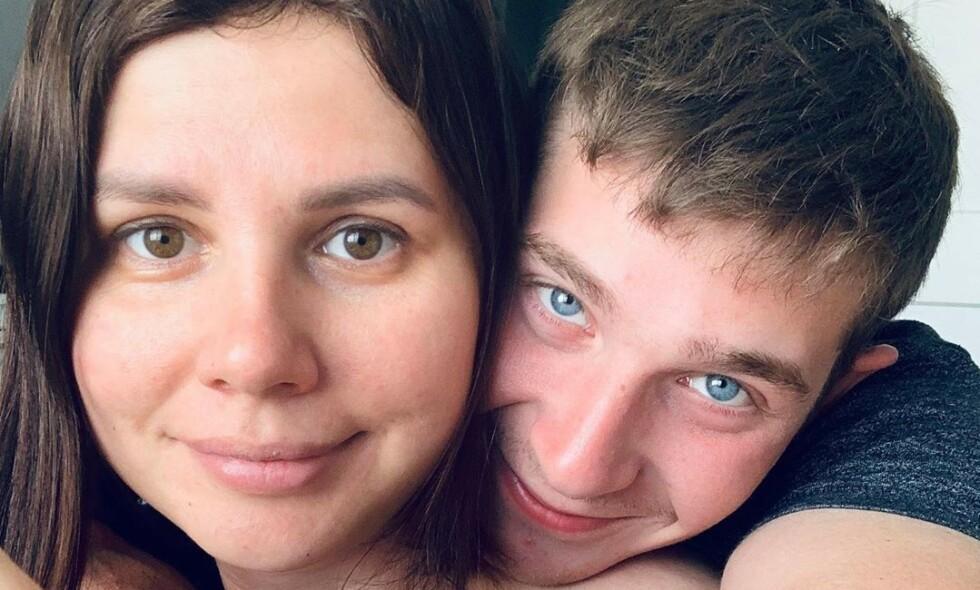 STESØNN: Russiske Marina Balmasheva (35) skal gifte seg med stesønnen sin (20). Foto: Instagram/marina_balmasheva