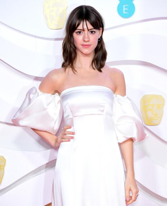 STOR SUKSESS: Daisy Edgar-Jones har markert seg stort både på TV og på scenen, og er nå nærmest blitt verdenkjent for rollen som Marianne i «Normal People». Foto: NTB Scanpix