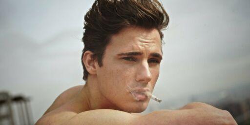 image: Slik var norske Jonathans liv som supermodell
