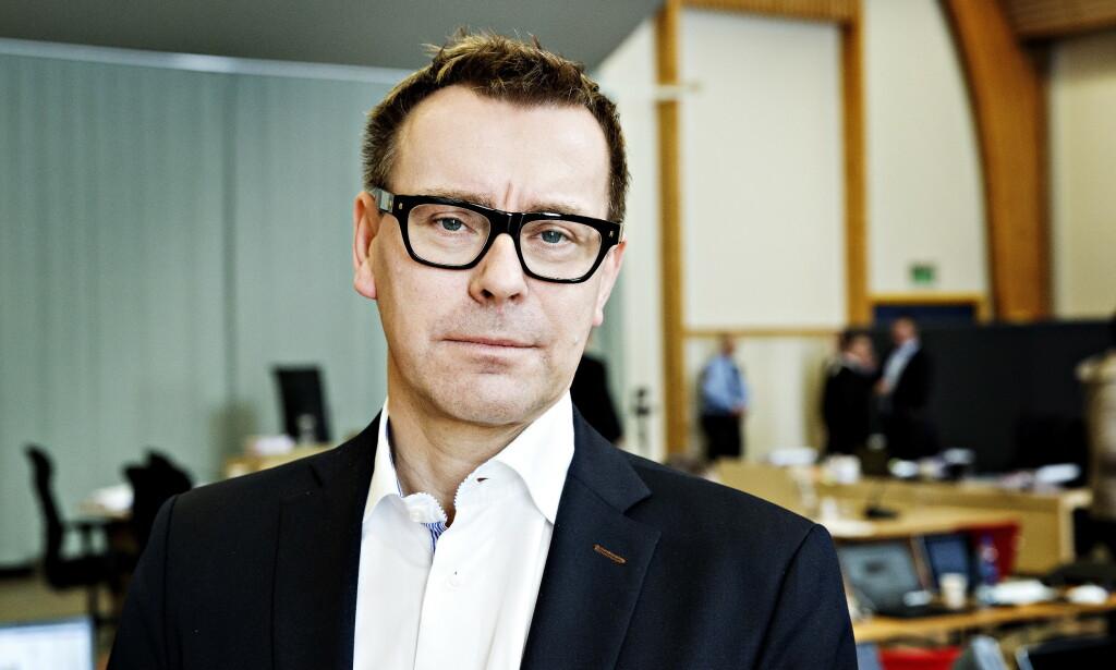 PSYKOLOGSPESIALIST: Pål Grøndahl er en av Norges mest erfarne sakkyndige i alvorlige straffesaker. Foto: Nina Hansen / Dagbaldet