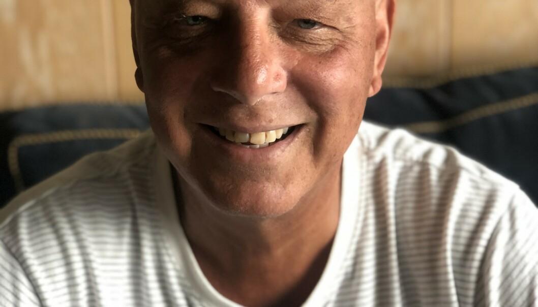 SØVNPROBLEMER: Kim Elvegård (64) fra Oslo slet i mange år med å sovne. Da han prøvde det respetfrie søvnproblemproduktet Relaxin Forte, fant han endelig noe som hjalp.