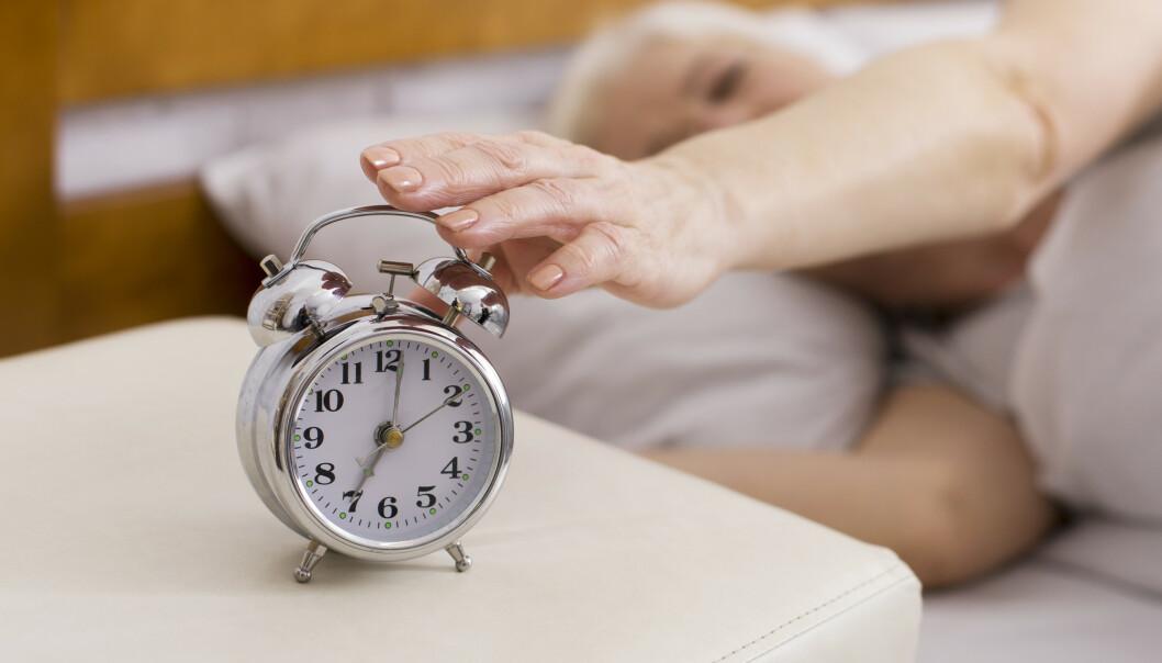 UBALANSE: Når døgnrytmen er i ulage, ringer klokka altfor tidlig. Eller man våkner lang tid før vekkerklokka i det hele tatt klemter til! Heldigvis finnes det hjelp å få.
