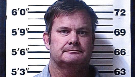 STEFAR: Barnas stefar Chad Daybell er siktet for likskjending og forsøk på å skjule de drepte. Foto: Rexburg Police Department / AP / NTB Scanpix