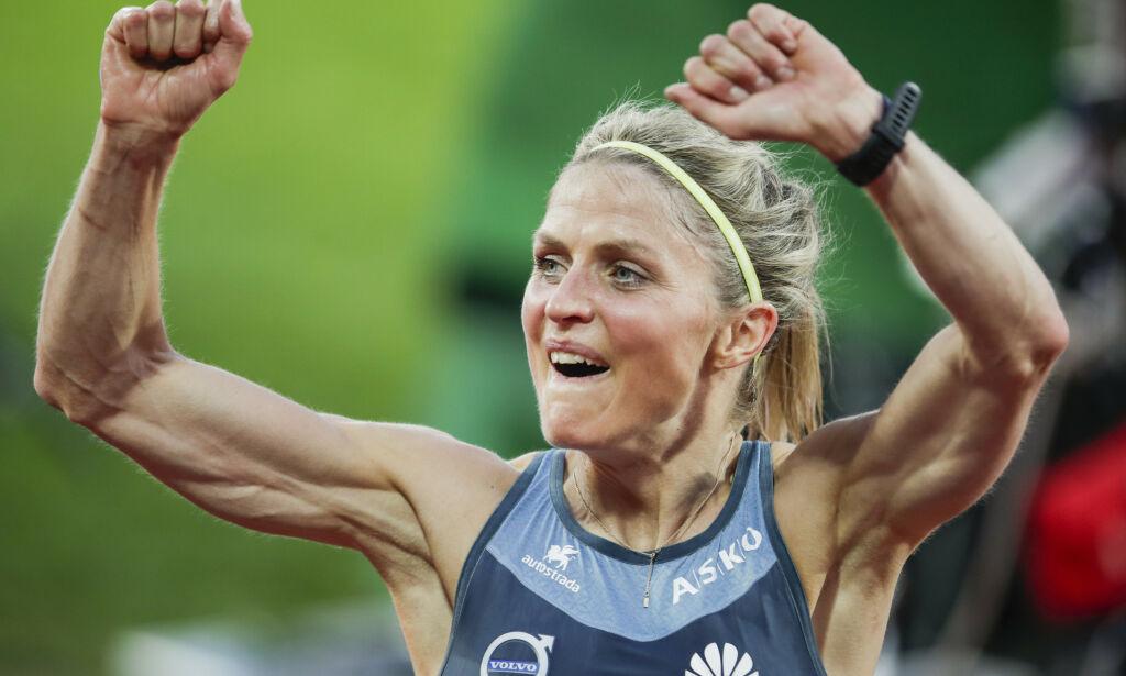 image: Vil løpe maraton:- Enda bedre der