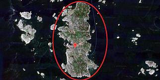 image: Massesmitte på svensk øy