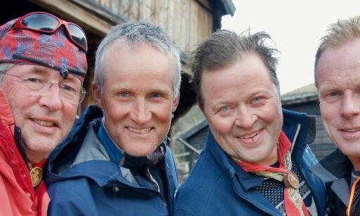 image: «Gutta på turs» beste norgesguide