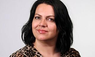 ENGASJERT: Veronica Simoné Fjeld, driver Instakontoen Yummymummy som fremmer en mer naturlig kropp. Hun jobber aktivt for å få mindre innhold av injeksjoner og kosmetisk kirurgi i sosiale medier. Foto: Ørjan Barrie Hennes
